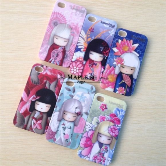 Kimmidoll Collections Matte Surface Cases | Maple.sg