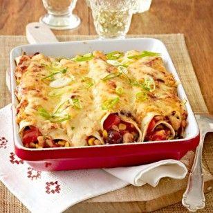 Arriba! Wir lieben mexikanische Küche, besonders Enchiladas mit Hähnchen. Wir zeigen Ihnen, wie Sie den Klassiker selber zubereiten können.
