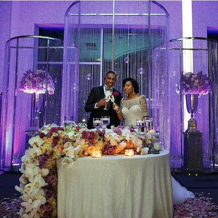Tolani and ibk wedding cakes