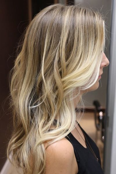 25 beautiful highlighted hair ideas on pinterest hair color 15 beautiful hair highlight ideas daily makeover a concentration of highlights at the front of pmusecretfo Image collections