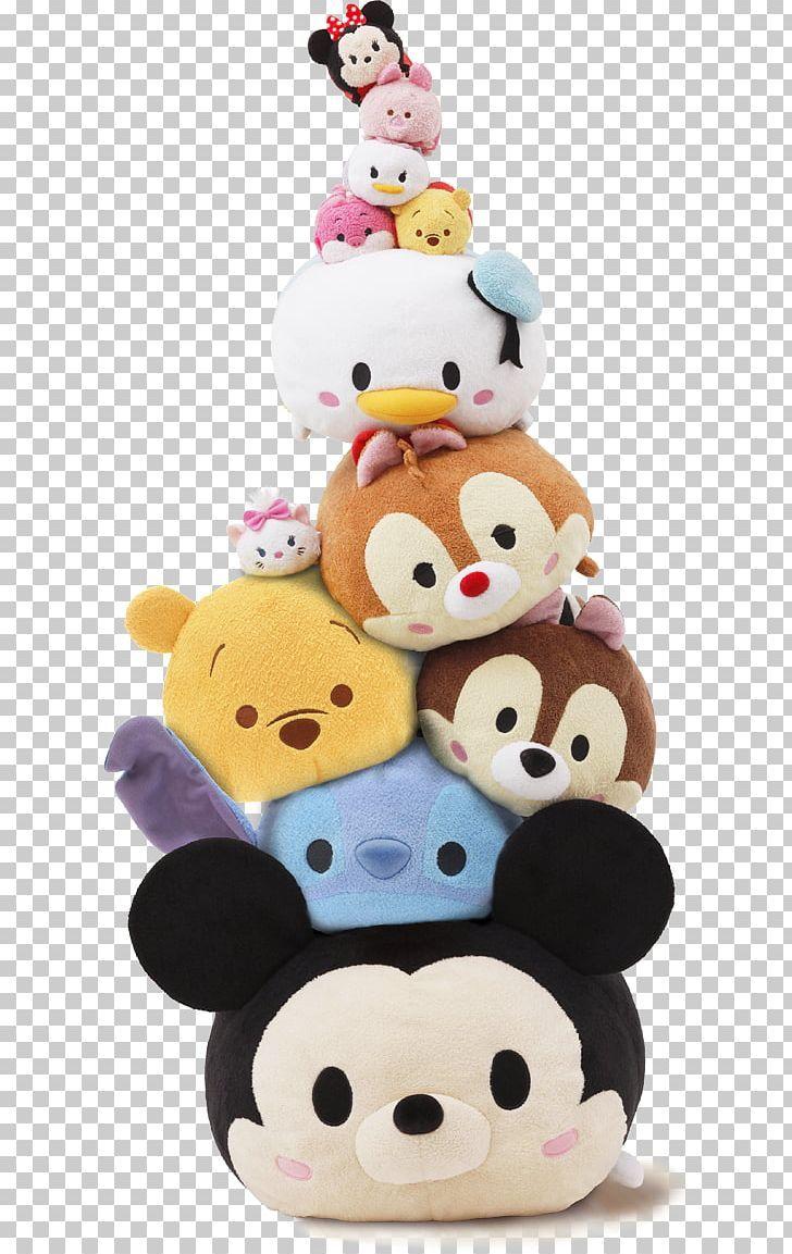 Disney Tsum Tsum Minnie Mouse Mickey Mouse The Walt Disney Company Stuffed Animals Amp Cuddly Toys Png Cartoon Dis Disney Tsum Tsum Tsum Tsum Disney Plush