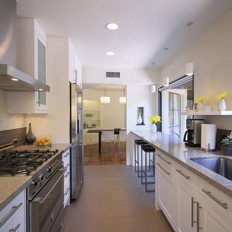 Contemporary Kitchen Re-design contemporary-kitchen