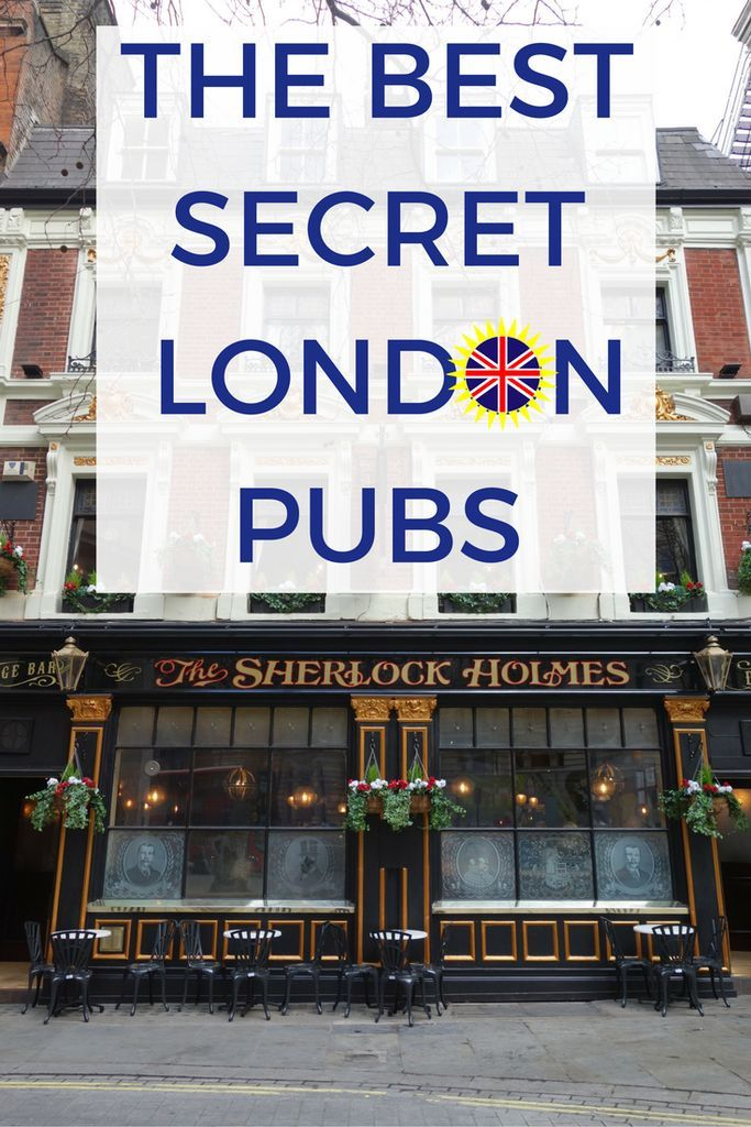 Where are the best hidden pubs in London? This video and guide will show you pubs you can't find when visiting London for the first time on your own, if you don't have help.