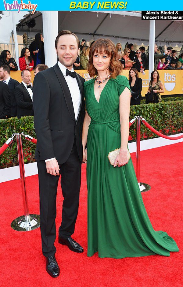 'Gilmore Girls' Star Alexis Bledel & Vincent Kartheiser Expecting Baby — Report