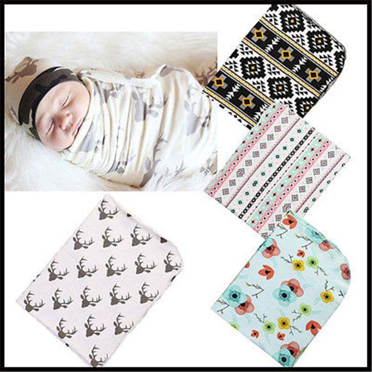 Baby Children Clothing Baby Swaddling Wrap Muslin Blanket Boy Girls Cute Cotton Flower Aden Anais Nursery Cover Blanket