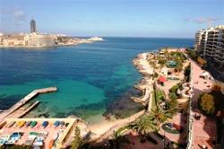 Sliema Seafront, Malta <3