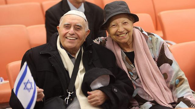 French olim in 2015. A majority of French Jews are now considering emigrating. (Photo: Motti Kimchi)