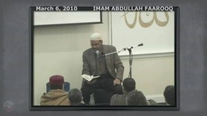 """Mass Governor Sowed Seeds Of Islamic Terrorism In Boston Years Ago: """"To understand what is taking place in Boston, one must only look back a couple of years ago to the person the people of Boston put into power. On May 22nd 2010, Massachusetts Governor Deval Patrick embraced the radical leadership of the Muslim American Society (MAS), including Imam Abdullah Faarooq. There was no outcry or [...] Continue reading →"""