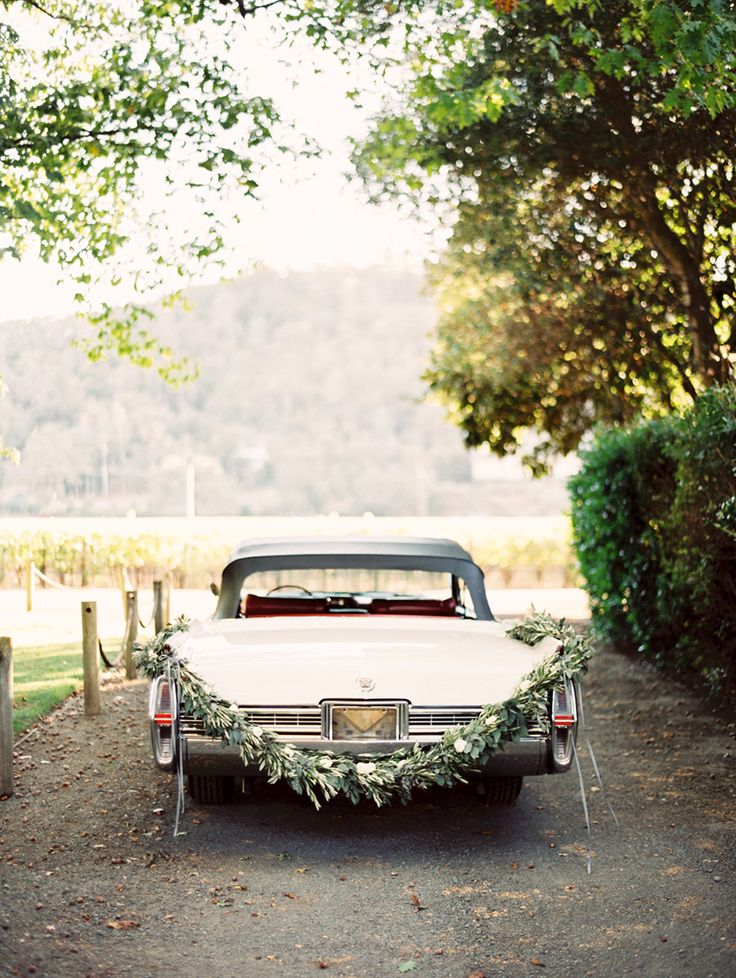 Classic Charles Krug Winery Wedding Read more - http://www.stylemepretty.com/2014/01/07/classic-charles-krug-winery-wedding/
