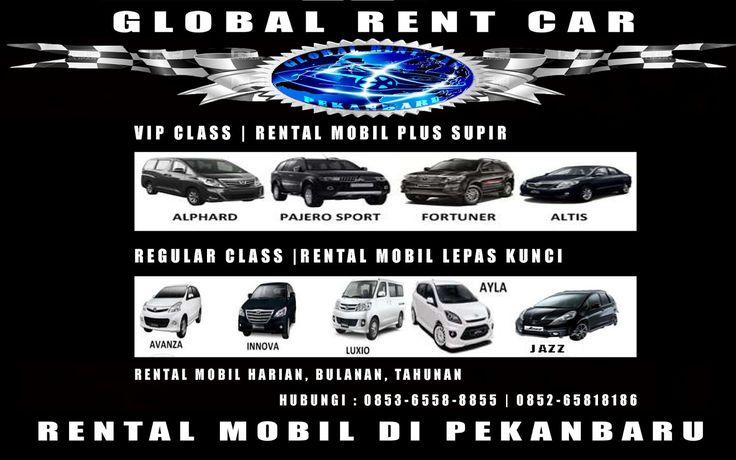 Rental Mobil Pekanbaru Harian, Bulanan, Tahunan.