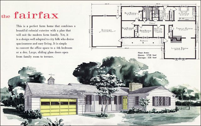 17 best images about ranch house on pinterest house 1960s ranch style house plans