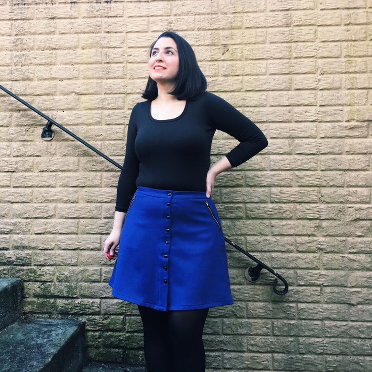 Henna's Nettie Bodysuit from her blog Black and Blue - https://stitchstudy.wordpress.com/2016/03/13/black-and-blue/