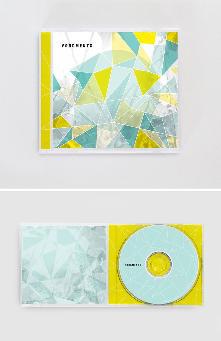 Music CD design by Cinch Creative www.cinchcreative.co.nz
