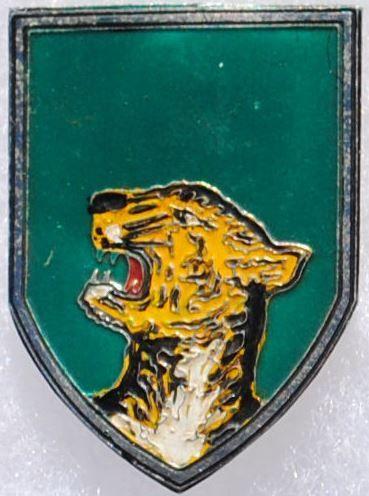 Wartime CIDG Beer Can, Special Forces Crest