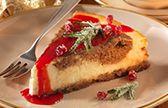 Rezept: Weihnachtskäsekuchen