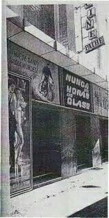Sala Pathe:se inauguró el 18 de octubre de 1925 y su actividad se extendió a lo largo de sesenta años. La calle Cuna fue su lugar de nacimiento y, con el paso del tiempo, ha tenido diversas funciones: de discoteca, de teatro, etc. Como se ha comentado anteriormente, el Cine Llorens fue el primero de la capital en proyectar una película sonora y la Sala Pathé la segunda.