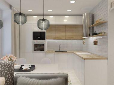 Kako urediti jednosoban stan koji će biti ugodan, jednostavan, moderan i praktičan možete pogledati u nastavku članka. Riječ je o interijeru veličine 37 četvornih metara koji je dizajnerica interijera Anna Shvets uredila za mladu ženu. Klijentica je željela moderan i prozračan dom s puno prostora za pohranu, malim radnim prostorom i udobnom spavaćom sobom. Nimalo jednostavan zadatak dizajnerica je riješila vrhunski. Prostor je maksimalno iskoristila ugradbenim ormarima, policama i ladicama…