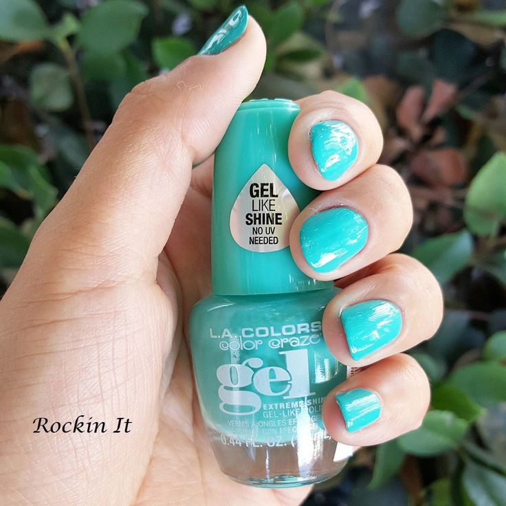 Instant Dry Gel Nail Polish - 28 Colors!
