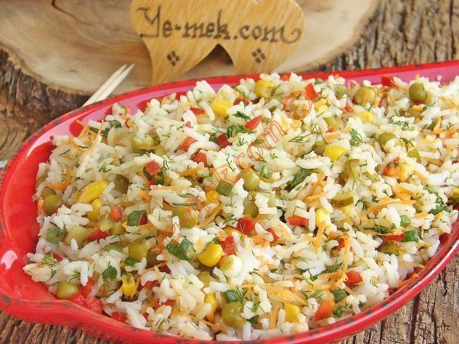 Çin Salatası (Pirinç Salatası) nasıl yapılır? Kolayca yapacağınız Çin Salatası (Pirinç Salatası) tarifini adım adım RESİMLİ olarak anlattık. Eminiz ki Çin Salat
