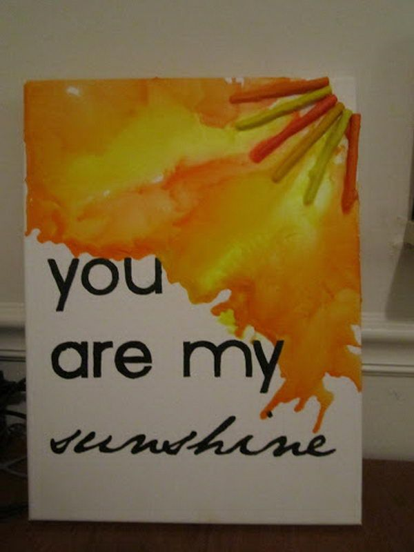 7 you are my sunshine