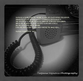 sanja-kohili: NOĆNE MORE I TELEFON