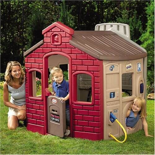 TIKES TOWN PLAYHOUSE - So much imagination equals hours of playtime