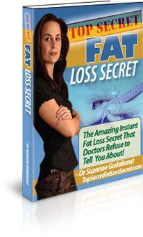 Top Secret Fat Loss Secret Dr Suzanne Gudakunst