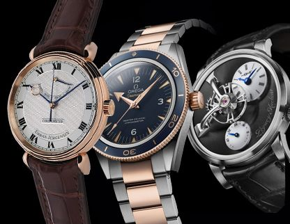 Esta categoría esta dedicada a los relojes sin complicaciones para hombre. O por mejor decir que no tengan más de dos delas siguientes complicaciones: fecha, reserva de marcha, luna clásica o segu...