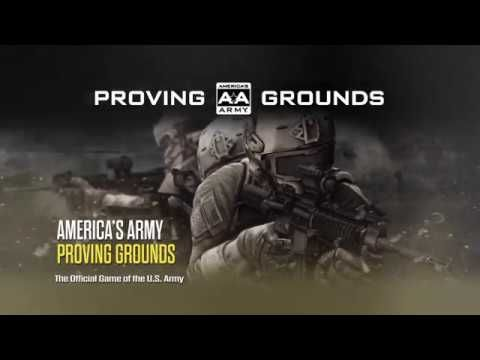 America's Army: Proving Grounds PS4 Trailer