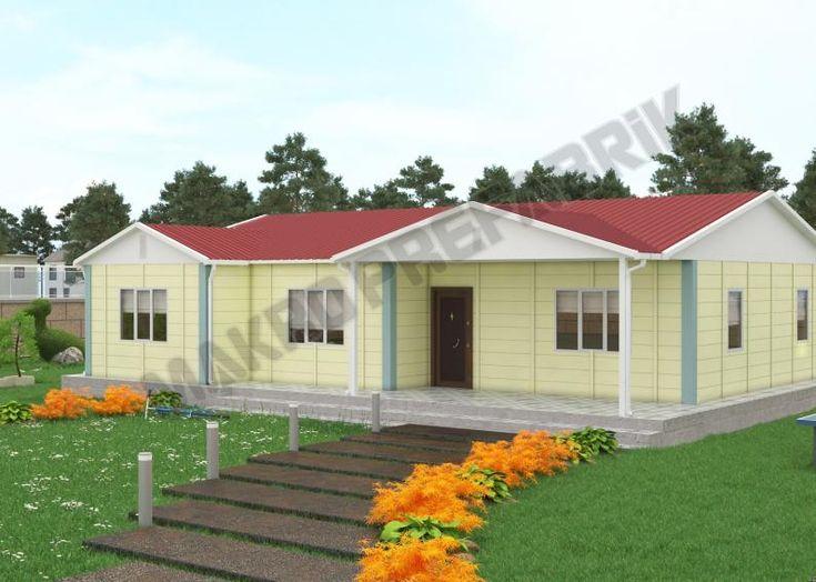 126 M² Tek Katlı Evler