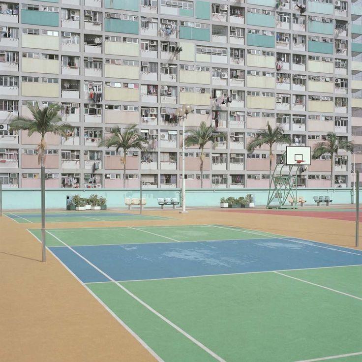 Ward Roberts   la magia e il romanticismo degli spazi urbani | read | i-D