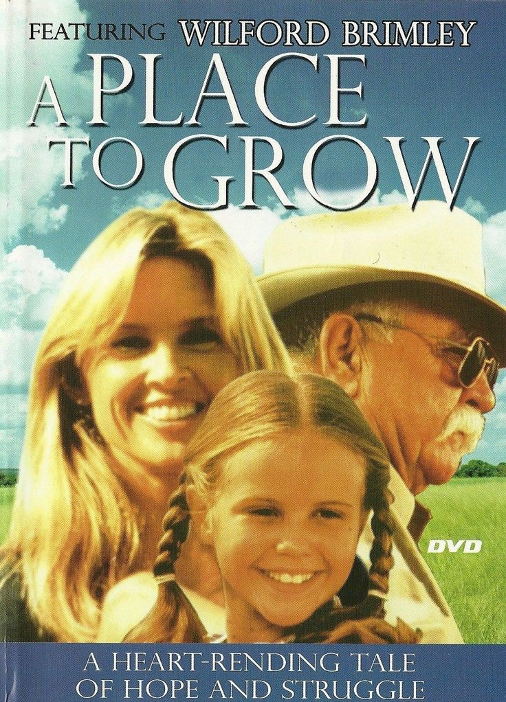 A Place to Grow DVD Movie in Selah54 's Bonanza Booth