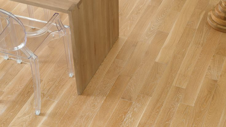 """Your hardwood floor is made of… wood! And wood is a natural material that reacts to changes in its environment even after it has been transformed into flooring. Yes, manufacturers have developed different types of hardwood floor constructions to """"improve and control"""" the wood natural reaction to changes in humidity. But keeping humidity at the recommended level is still essential for keeping your hardwood floor looking great. #artfromnature"""