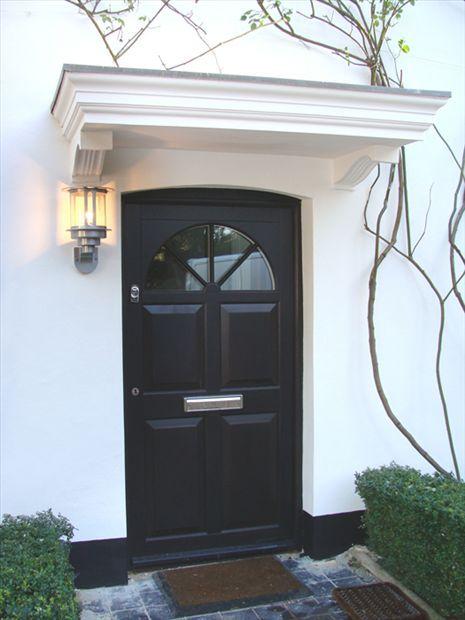 06 Timber Black Door Essex