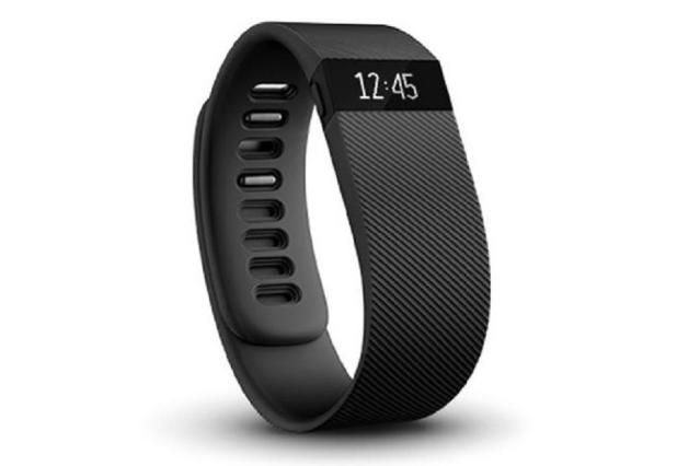 Get Moving with the Fitbit Charge Fitness Band Pedometer Watch