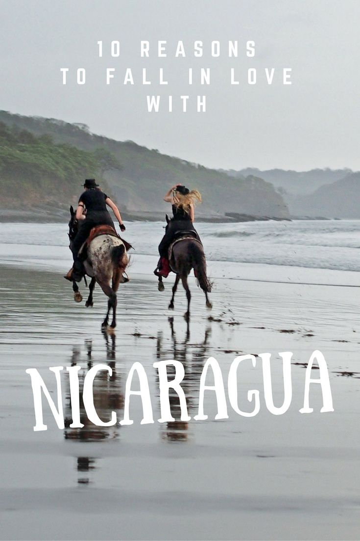 Nicaragua steals your heart with paradise beaches, wild jungle adventures, rustic colonial cities, and crazy adrenaline sports. Check out ten highlights of Nicaragua and go there now!