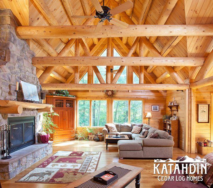 30 best big twig homes katahdin cedar log home in hendersonville