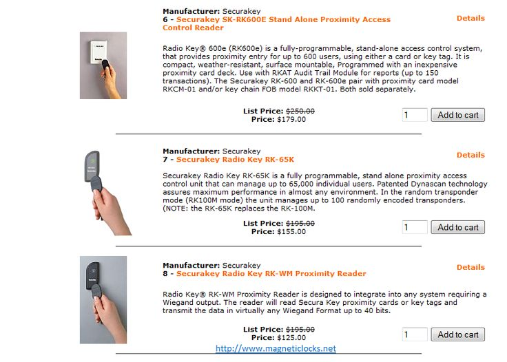 Proximity Card Systems – An Overview