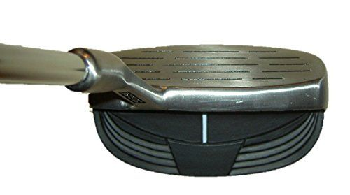 UK Golf Gear - Precise Right Hand Shot Saving Wide Sole Chipper Jigger Texas Wedge Golf Club