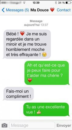 20 textos de couple hilarants, qui montrent que l'amour et la haine sont parfois très proche... Le 16 est vraiment abusé !