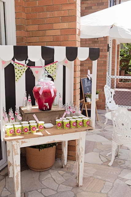 Little Big Company | The Blog: A Beautiful 1st Birthday by Lady Chatterley's Affair