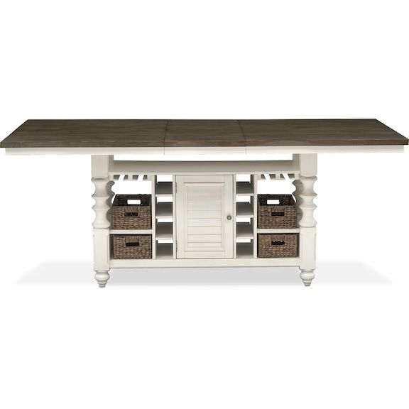 16++ Charleston counter height dining table Top