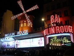 Moulin Rouge | #Parigi #TRAVELSTALES