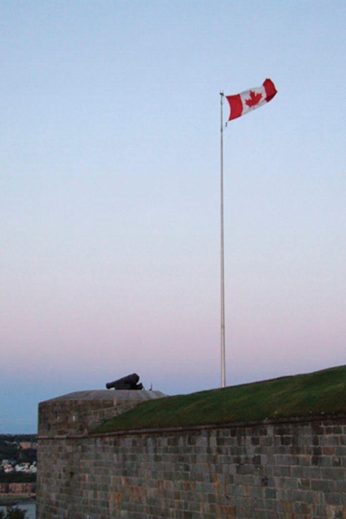 Silent Guns of the Quebec Citadel