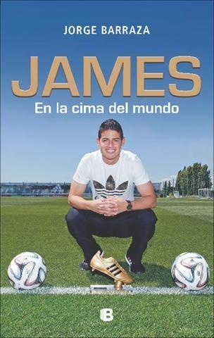 James en la cima del mundo por Jorge Barraza