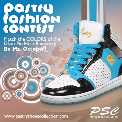 Pastry Shoes Fan of the Month Contest