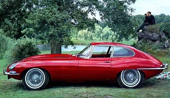 1966 Jaguar E-Type - Google Search