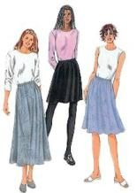 3-in-1 skirt pattern  free sewing pattern tutorial - pattern drafting website full of information