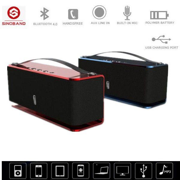 Top selling gadgets loud speaker bluetooth audio receiver altavoces pc speaker #Altavoces, #Speakers
