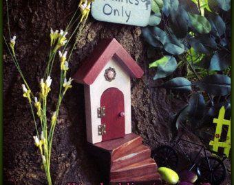 Tooth fairy door | Etsy